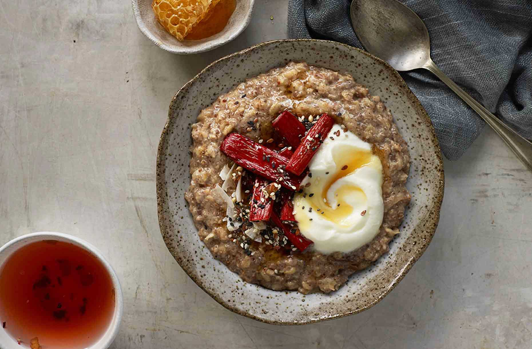 Jalna Recipe Winter Porridge